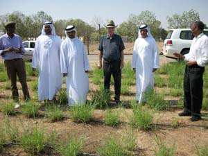 Dr. Robert Dixon in the UAE picture